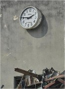 Japan Earthquake Clock Time