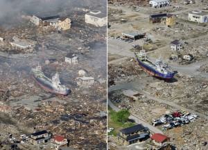 Japan Three Months After the Tsunami